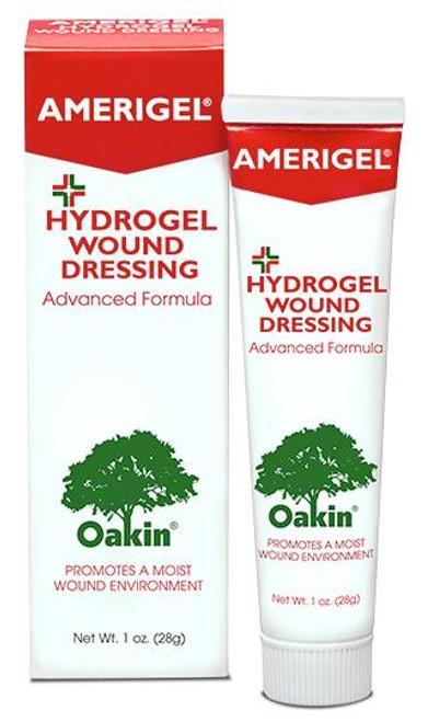 Amerigel Amerigel Wound Hydrogel Dressing Maximum Strength 1oz