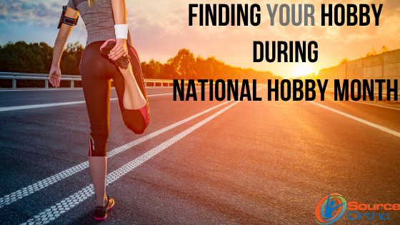 National Hobby Month!