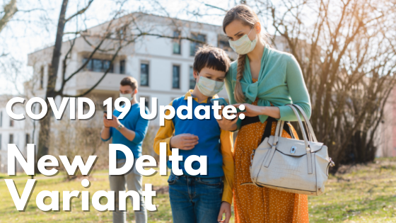 What You Need To Know About The Delta COVID Variant