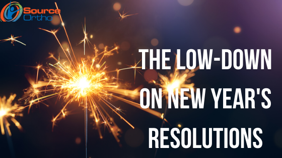 The Low-Down on New Year's Resolutions