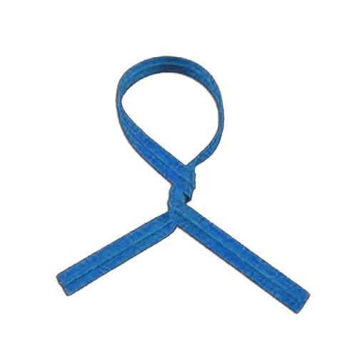 "Twist Tie 3/8 X 20"" Blue Purple"