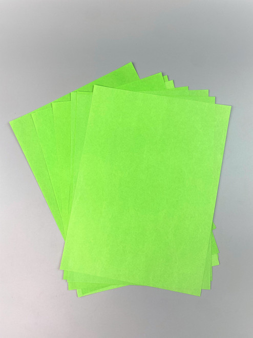 9 X 12 Green Steak Paper 1000 Pcs