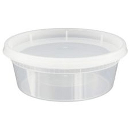 Soup Container 8 Oz With Lid
