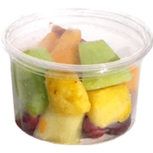 MVP food Packaging CW216 Round Deli Container 16 Oz Clear