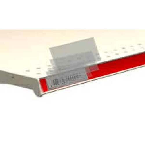 """PVC Strip Chips for Price Channel 3.5"""" x 1.25"""""""