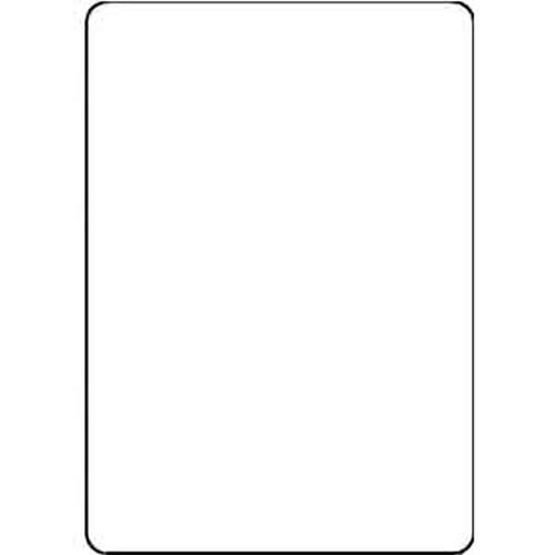 Hobart Hobart Quantum/ HLX 3.5 Inch Blank Scale Label