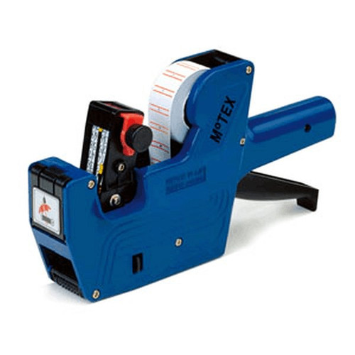 Motex MX-5500 1 Line Pricing Gun, 8 Digits