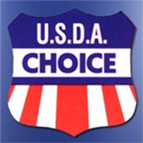 """USDA CHOICE"" Sticker Label"