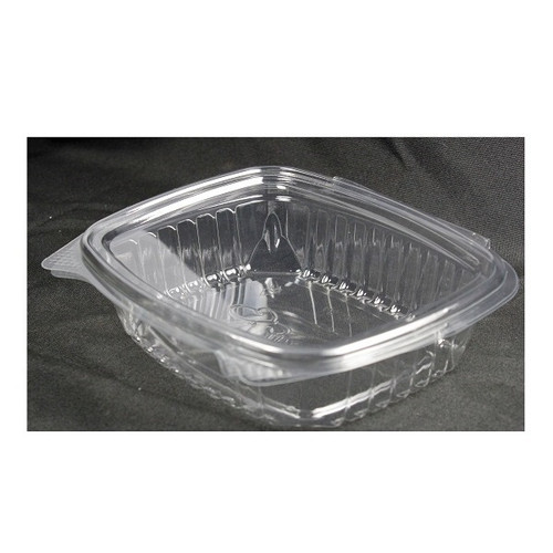 BUTTERFLY AB24 24 Oz Clear Hinged Lid Deli Container