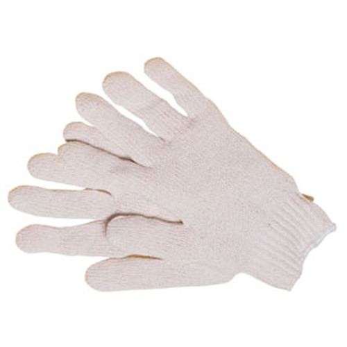 Cotton Working Gloves With Latex Coated - Medium