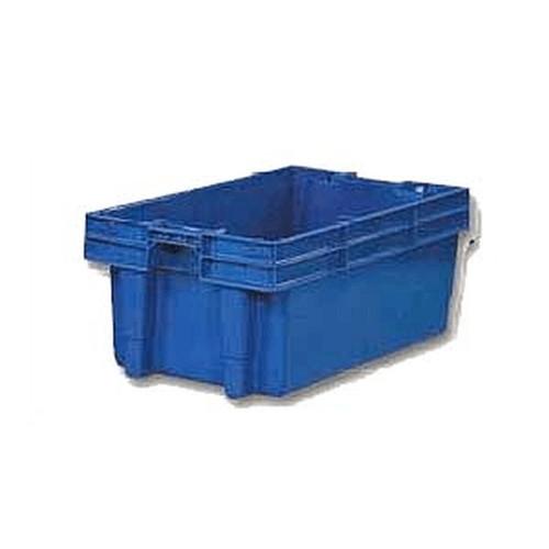 "Blue Tote Box 31.7"" x 18.3"" x 11.6"""