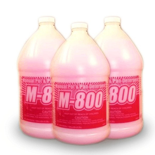 Intercon M-800 Manual Pot & Pan Detergent 1 Gallon