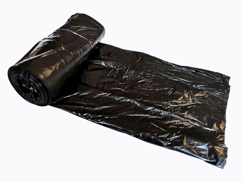 "16 Gallon 24"" x 33"" High Density Trash Can Liner"