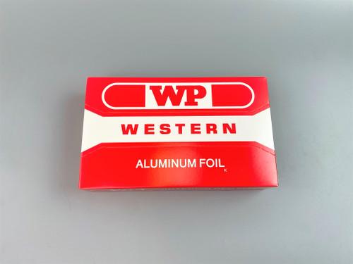 Western Plastic 631 Foil Wrap Sheet 9 X 10.75 Inch Interfolded