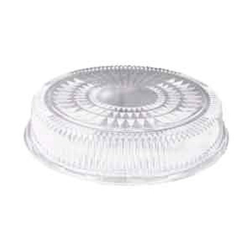 Western Plastic Dome Lid 9 Inch Round Foil Container