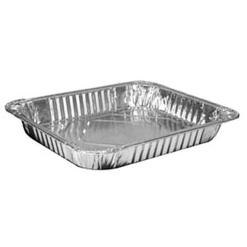 Western Plastic Full Size Foil Steam Table Pan Medium