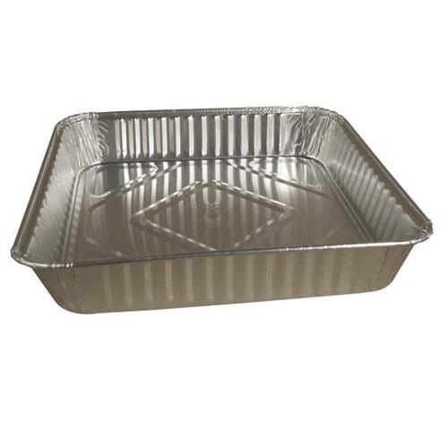 Wilkinson A42 8 Inch Aluminum Foil Square Cake Pan