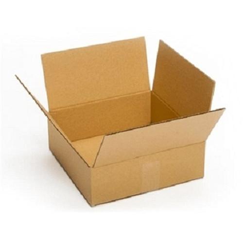 12 X 12 X 4 Inch Corrugated Box