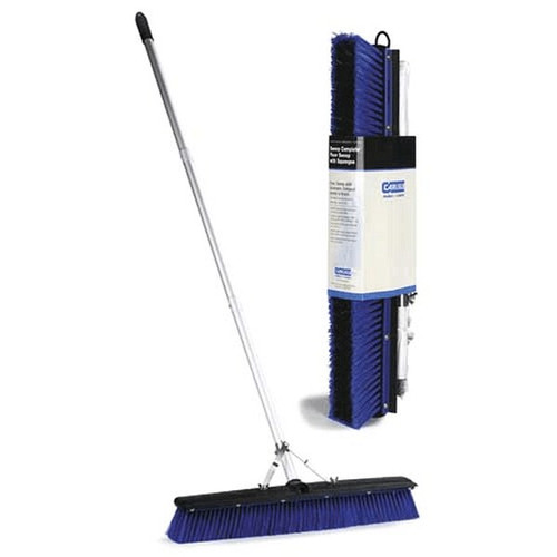 "CARLISLE 3621962414 60"" Floor Sweep with Squeegee"