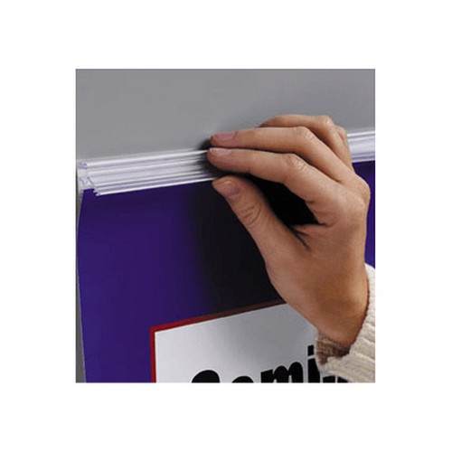 """48"""" Banner or Sign Holder with Adhesive"""