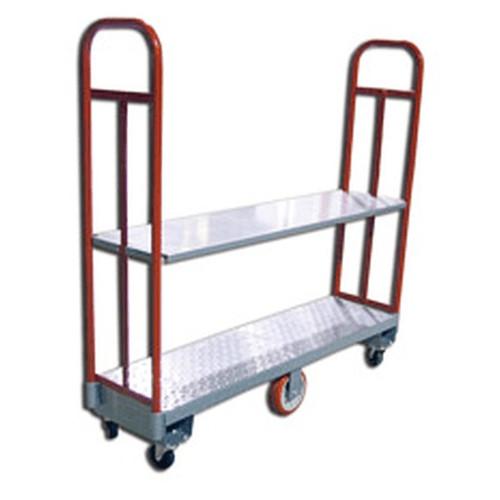 "OMCAN 7600 63"" x 16"" Utility Cart"