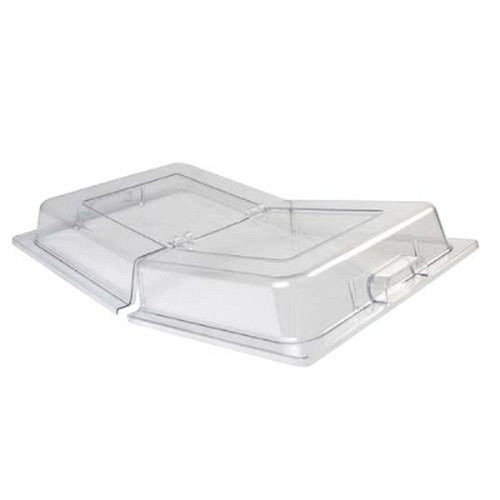 "WINCO C-DPFH Full Size Pan Cover 21"" x 13"""