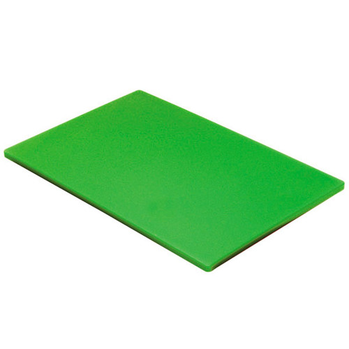 "UPDATE CBGR-1824 24"" x 18"" Green Cutting Board"