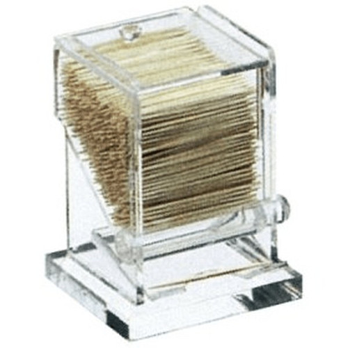 "WINCO ACTD-3 ToothPick Dispenser 3"" x 2.5"""