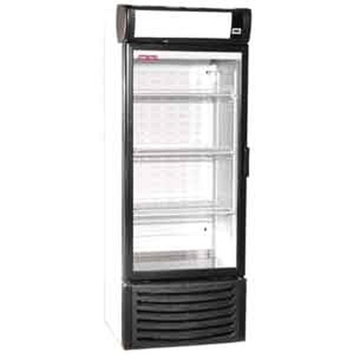 TORREY CV16 Vertical Freezer 15 Cu. Ft. 1 Glass Door