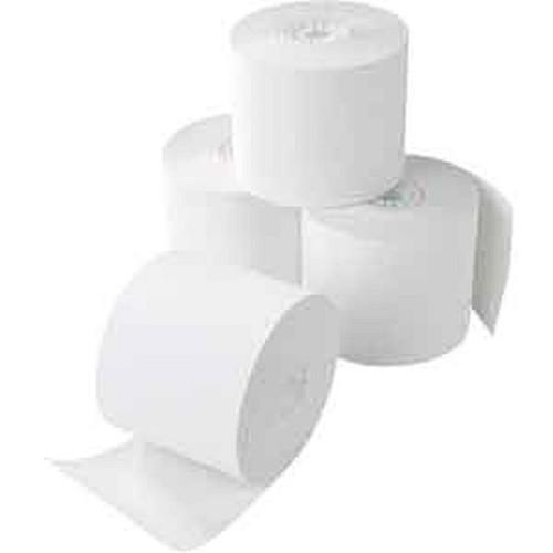 44MM x 165 Ft. Single Ply White Bond Roll Paper