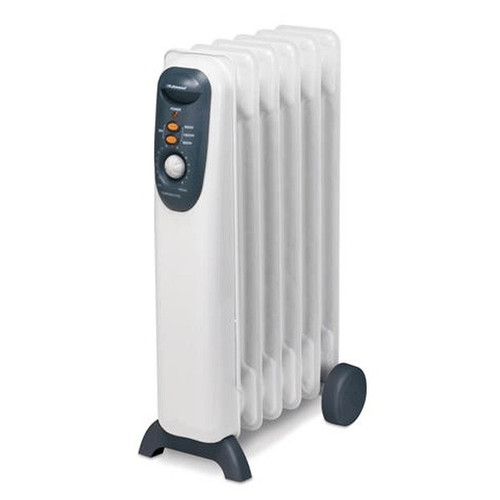Electric Oil-Filled Radiant Portable Heater