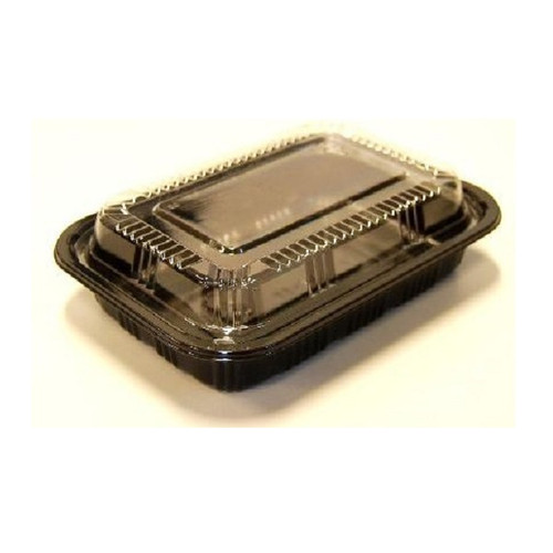"""Sushi Container With Lid 7"""" X 5"""" X 2"""""""