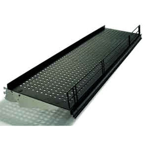 "Aluminum Shelves 14"" Perforated"