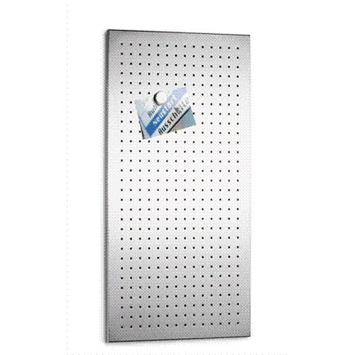 Aluminum Shelves, Perforated Direct Hook-In 16""