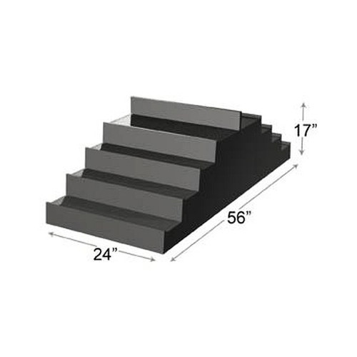 Display Table Riser 4 Step