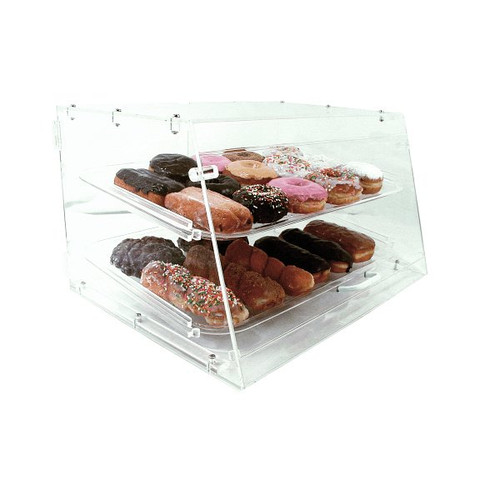 "UPDATE APB-2112FD Pastry Display Case 21"" x 17"""