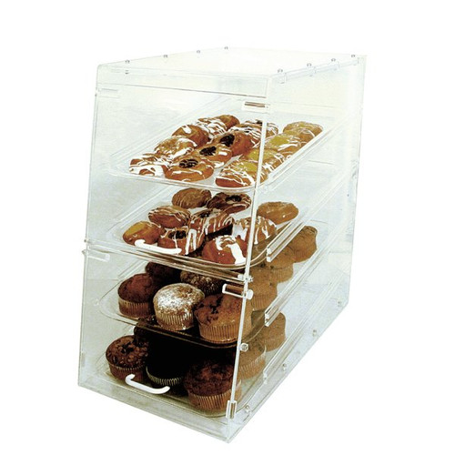 "UPDATE APB-1424FD Pastry Display Case 24"" x 24"""
