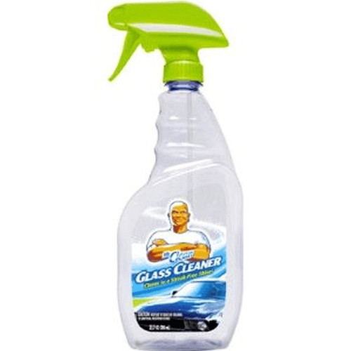 Glass Cleaner Liquid 1 Gallon