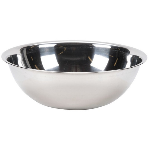 WINCO MXB-1300Q 13 Qt. Stainless Steel Mixing Bowl