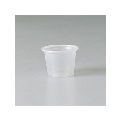 Souffle Cup 5 Oz Translucent