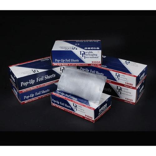 Durable Packaging Foil Pop Sheet 9X10.75 Interfolded