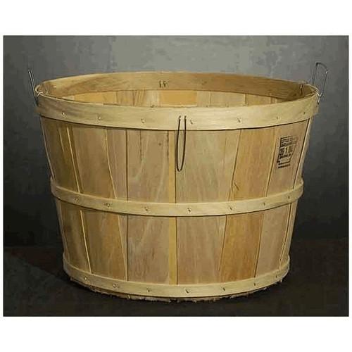 """17"""" x 14"""" x 12"""" Wooden Basket"""
