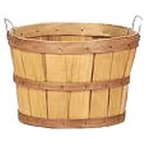 """14"""" x 11"""" x 10"""" Wooden Basket"""
