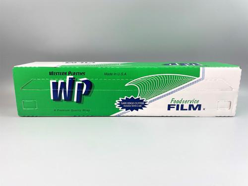 """Western Plastic 142 24"""" X 2000' Food Wrap Film"""