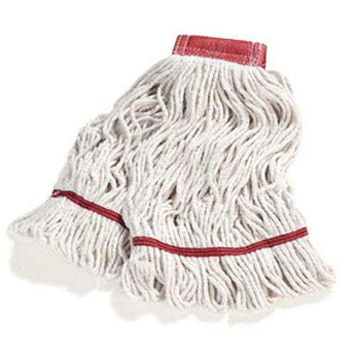 UPDATE MOP#32LE Mop Head Cotton 4 Ply Loop End