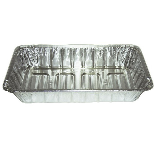 Western Plastic Full Size Foil Steam Table Pan Deep