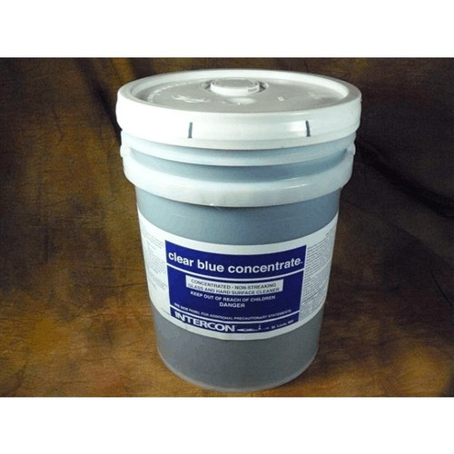 Intercon 656 Glass Cleaner 5 Gallon