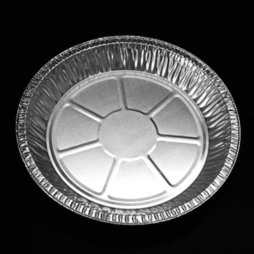 9 Inch Aluminum Deep Pie Plate