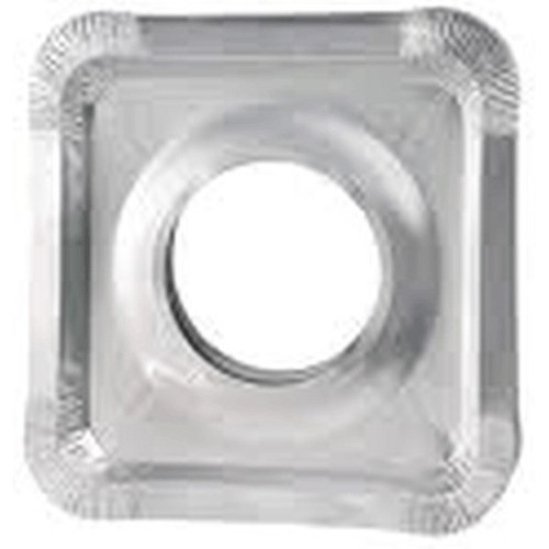 Durable Packaging Foil Square For Gas Burner Liner