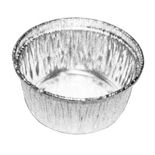 Durable Packaging 1400-30 4 Oz Aluminum Foil Cup